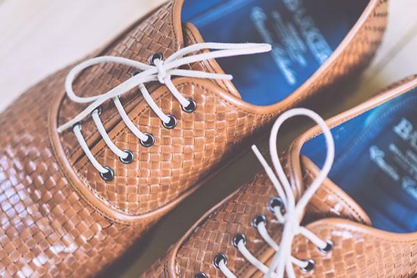 Cipela kožna braon