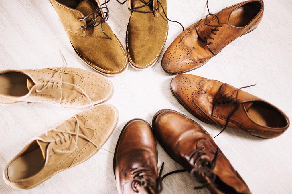 Muške evergreen cipele